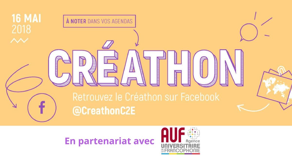 En partenariat avec l'Agence universitaire de la Francophonie