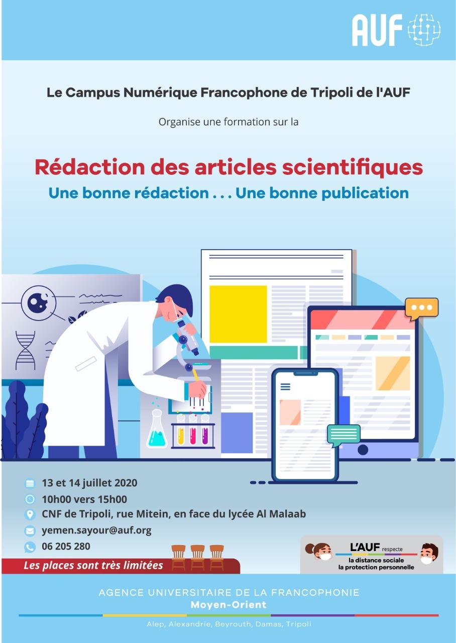 Articles scientifiques-juillet2020