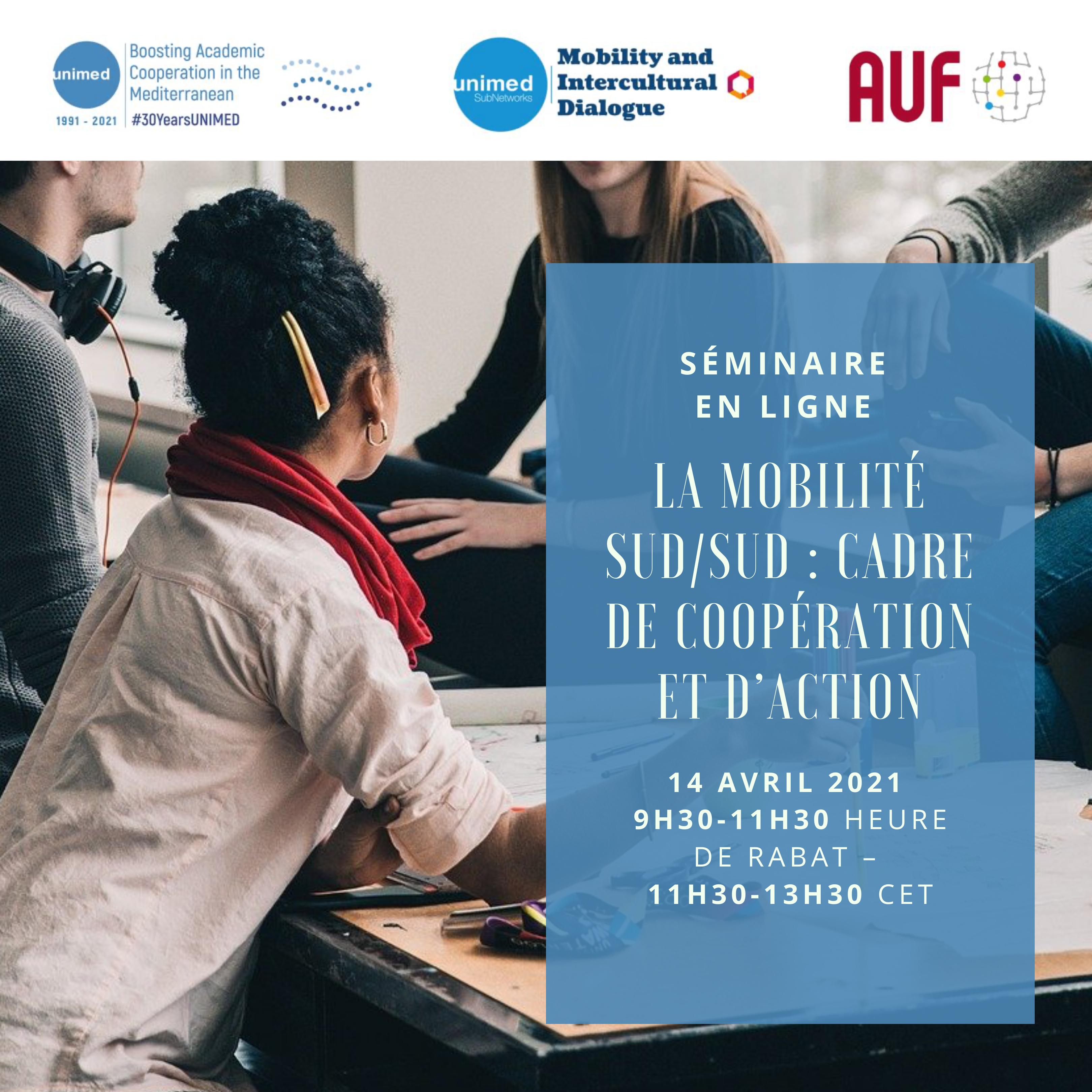 Séminaire La mobilité Sud_Sud _ cadre de coopération et d'action-3