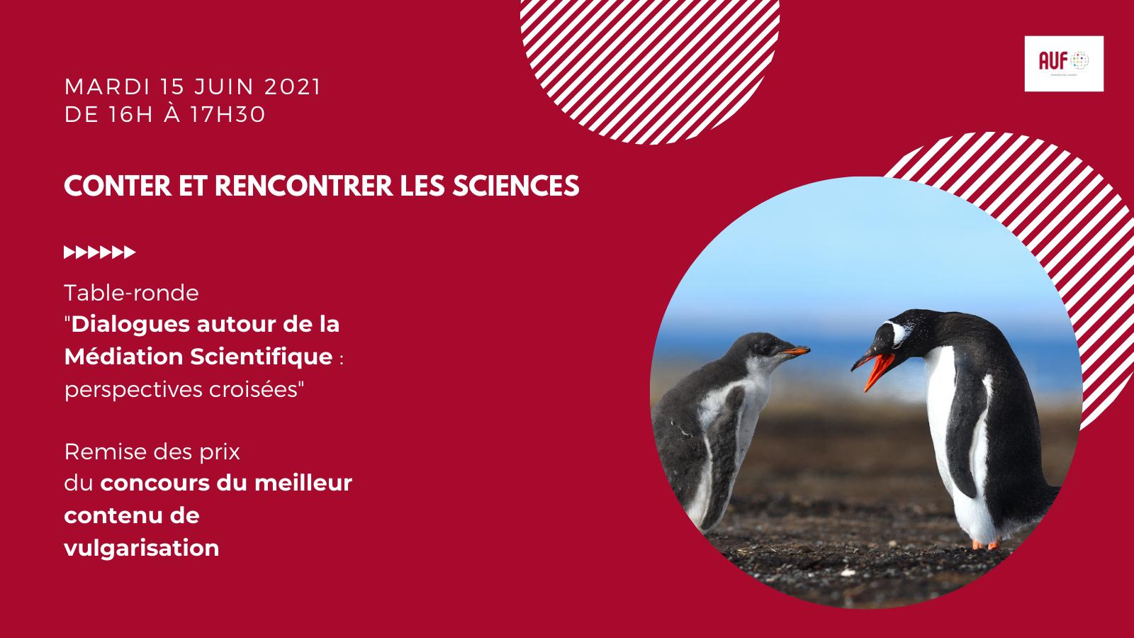 Twitter Dialogues Mediation scientifique Publication Facebook